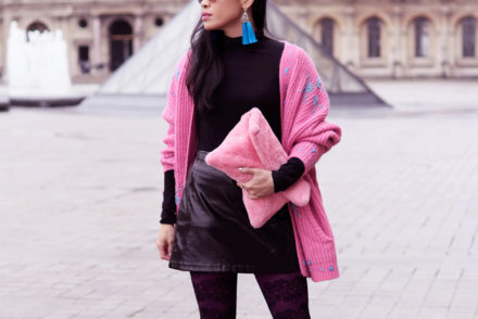 Paris Fashion Week Street Style Day 4