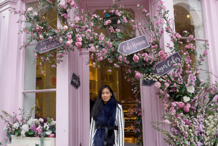 London's Most Instagrammable Photogenic Spots #fashionblog #blogger #travel #london #londoncity #instagrammable #prettylondonspots #londoncity #londoncafes #londonlife